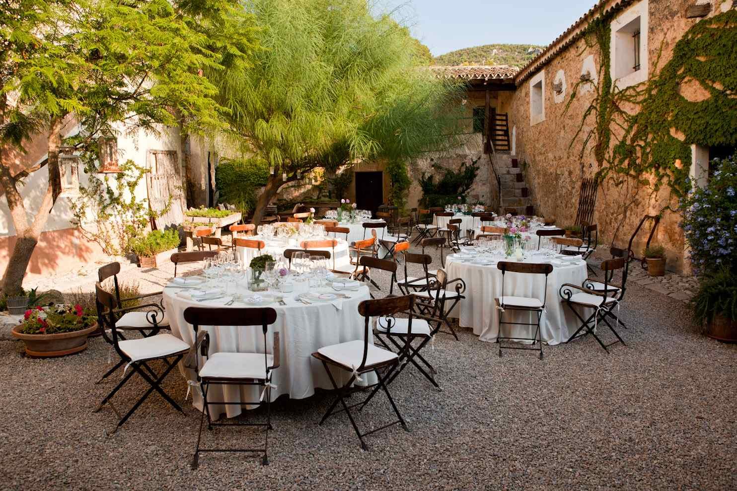 finca wedding location mallorca