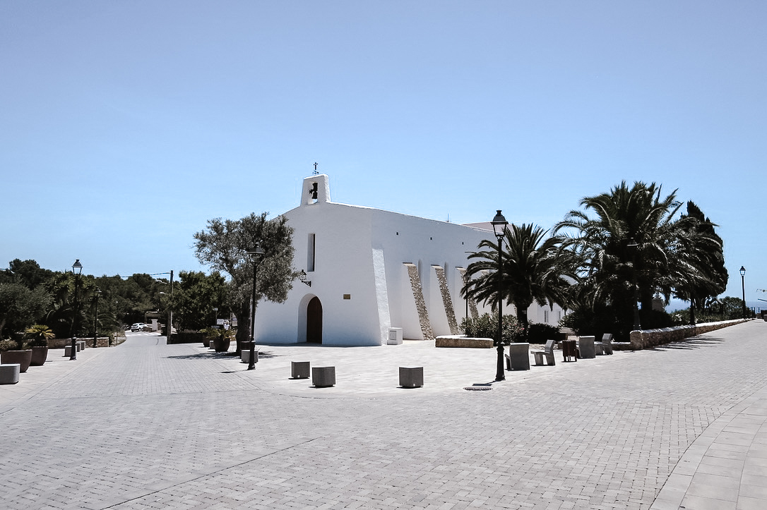 Es Cubells Church Ibiza