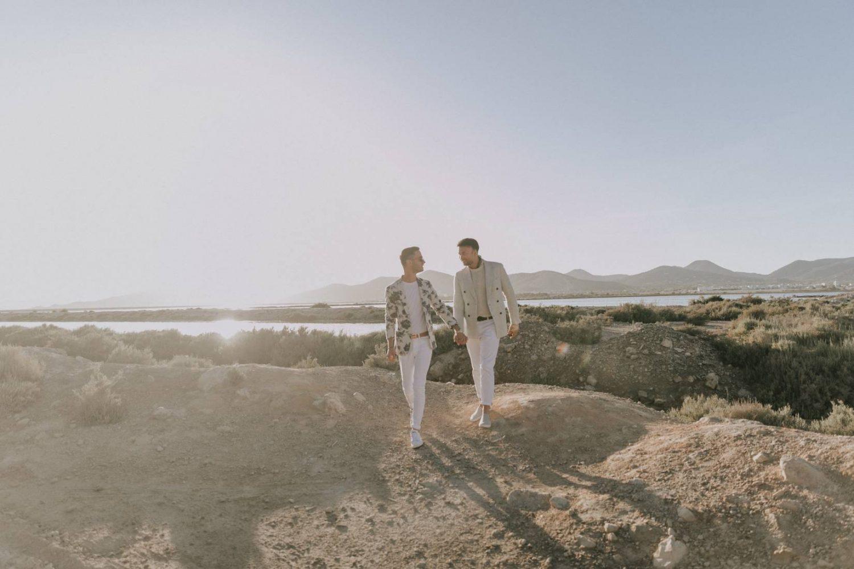 A Magical Wedding Celebration on Ibiza's little sister